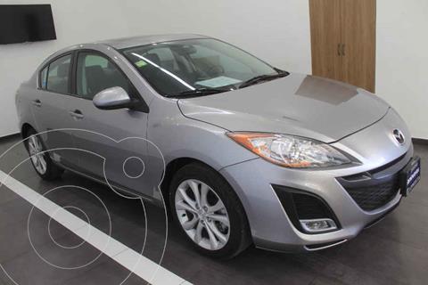 Mazda 3 Hatchback s  Aut usado (2011) color Gris precio $139,000