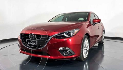 Mazda 3 Hatchback i Grand Touring Aut usado (2015) color Rojo precio $234,999