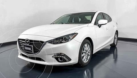 Mazda 3 Hatchback i Touring usado (2015) color Blanco precio $209,999