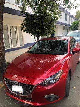Mazda 3 Hatchback s Sport Aut usado (2015) color Rojo precio $195,000