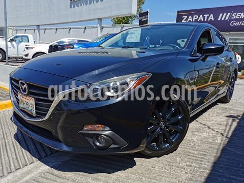 Mazda 3 Hatchback i Sport usado (2016) color Negro precio $215,000