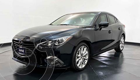 Mazda 3 Hatchback s usado (2015) color Negro precio $217,999
