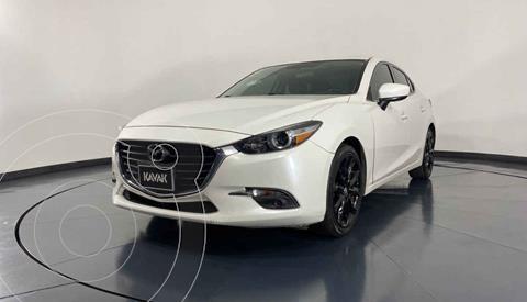 Mazda 3 Hatchback s usado (2017) color Blanco precio $262,999