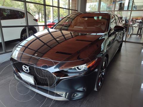 Mazda 3 Hatchback Signature  usado (2021) color Negro precio $498,000