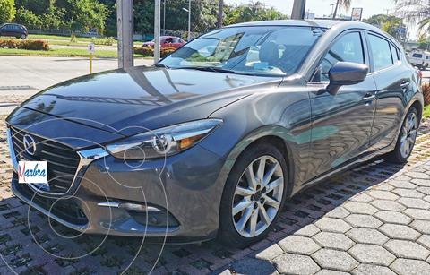 Mazda 3 Hatchback s Grand Touring Aut usado (2017) color Gris precio $280,000