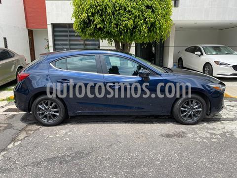 Mazda 3 Hatchback i Grand Touring Aut usado (2018) color Azul Marino precio $255,000