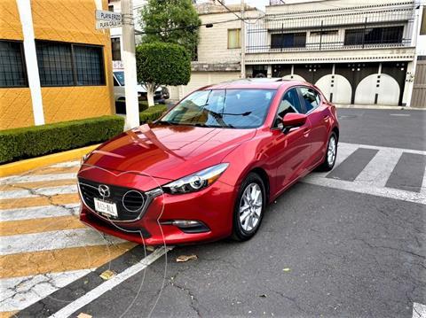 Mazda 3 Hatchback i Touring usado (2017) color Rojo precio $219,900