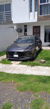 Mazda 3 Hatchback i Grand Touring Aut usado (2019) color Gris Titanio precio $350,000