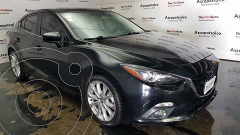 Mazda 3 Hatchback s Grand Touring Aut usado (2016) color Negro precio $259,990