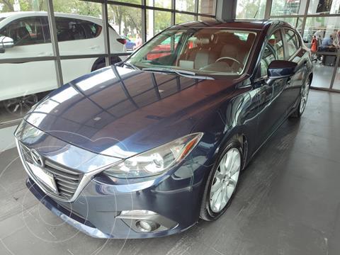 Mazda 3 Hatchback s  Aut usado (2016) color Azul precio $205,000