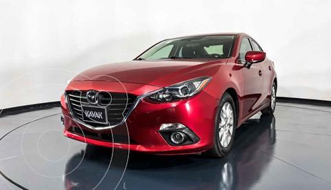Mazda 3 Hatchback i Touring usado (2015) color Rojo precio $217,999