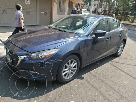 Mazda 3 Hatchback i Touring Aut usado (2017) color Azul precio $250,000
