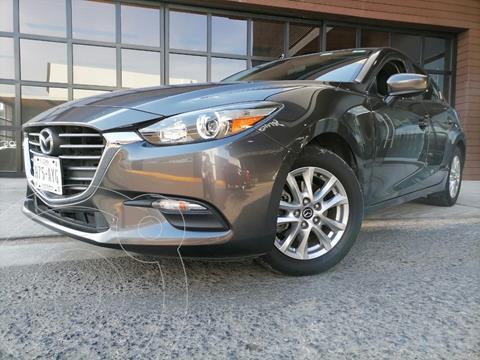 Mazda 3 Hatchback i Touring Aut usado (2018) color Gris Titanio precio $263,000