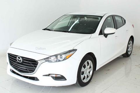 Mazda 3 Hatchback i usado (2018) color Blanco precio $239,000