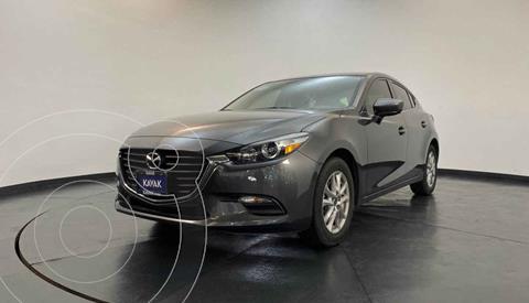 Mazda 3 Hatchback i Touring Aut usado (2017) color Gris precio $277,999