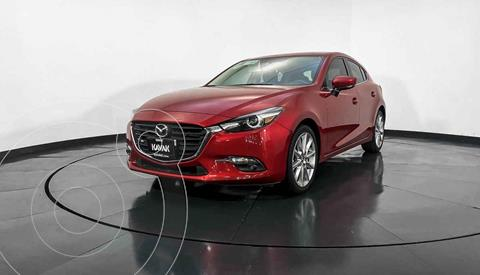 Mazda 3 Hatchback s Grand Touring Aut usado (2017) color Rojo precio $292,999