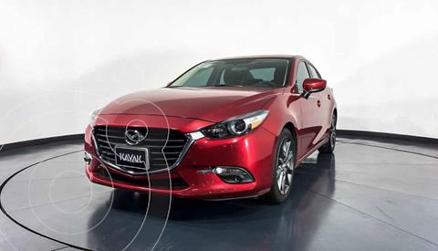 Mazda 3 Hatchback i Touring Aut usado (2017) color Rojo precio $294,999