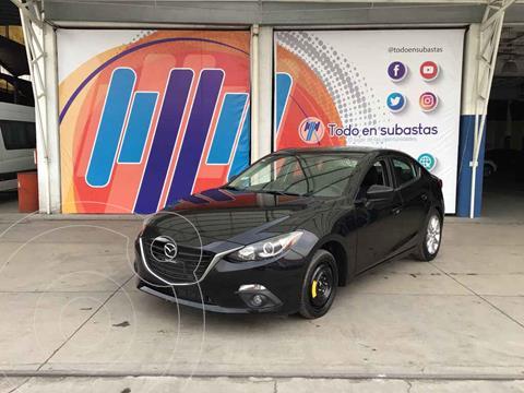 Mazda 3 Hatchback s Aut usado (2016) color Negro precio $136,000