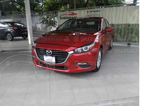 Mazda 3 Hatchback i Touring usado (2018) color Rojo precio $265,000
