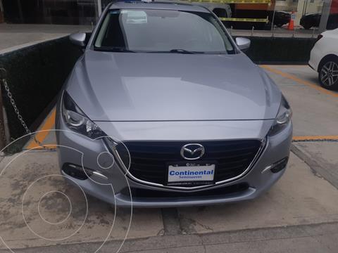 Mazda 3 Hatchback i Sport usado (2018) color Plata Sonic financiado en mensualidades(enganche $65,000 mensualidades desde $6,150)