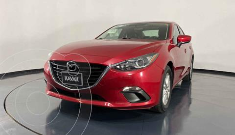 Mazda 3 Hatchback i Touring usado (2015) color Rojo precio $212,999