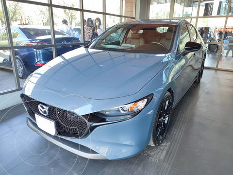Mazda 3 Hatchback s Grand Touring  usado (2021) color Azul precio $470,000