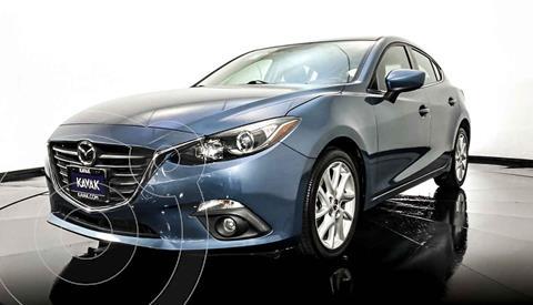 Mazda 3 Hatchback s usado (2015) color Azul precio $207,999