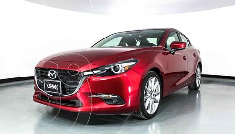 Mazda 3 Hatchback i Touring Aut usado (2017) color Rojo precio $299,999