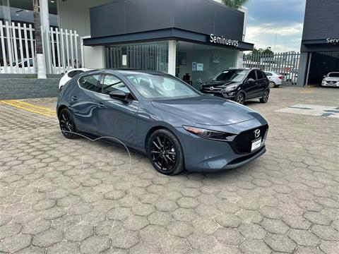 Mazda 3 Hatchback Signature  usado (2021) color Gris Metalico precio $488,000