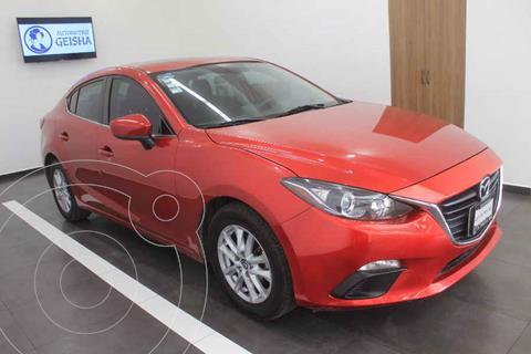 Mazda 3 Hatchback i Touring Aut usado (2016) color Rojo precio $249,000