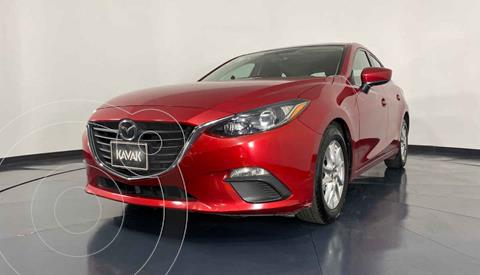 Mazda 3 Hatchback i Touring usado (2015) color Rojo precio $202,999