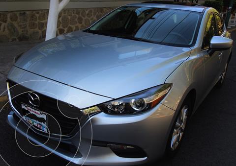 Mazda 3 Hatchback i Touring Aut usado (2018) color Plata Sonic precio $259,000