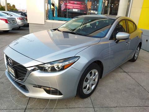 Mazda 3 Hatchback i usado (2018) color Plata precio $227,000