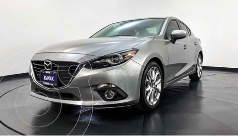 Mazda 3 Hatchback s usado (2015) color Plata precio $232,999