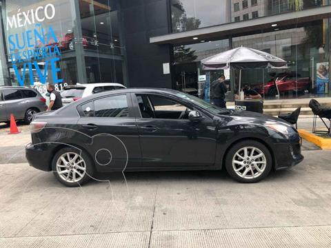 Mazda 3 Hatchback s Aut usado (2013) color Negro precio $150,000