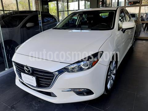 Mazda 3 Hatchback s Sport Aut usado (2017) color Blanco Perla precio $229,000