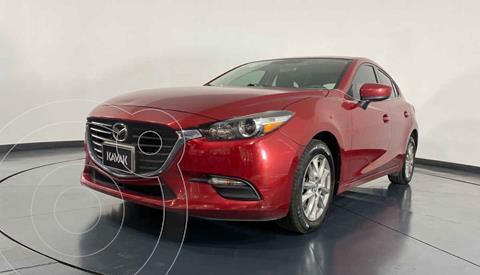 Mazda 3 Hatchback i Touring Aut usado (2017) color Rojo precio $259,999