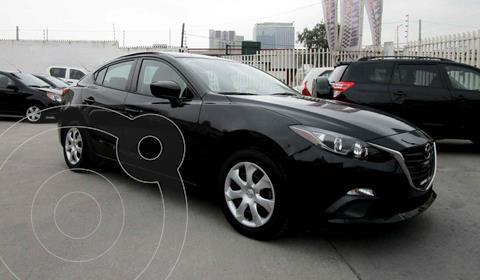 Mazda 3 Hatchback i Sport  Aut usado (2016) color Negro precio $212,990