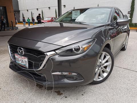 Mazda 3 Hatchback s Grand Touring Aut usado (2017) color Gris Meteoro precio $295,000