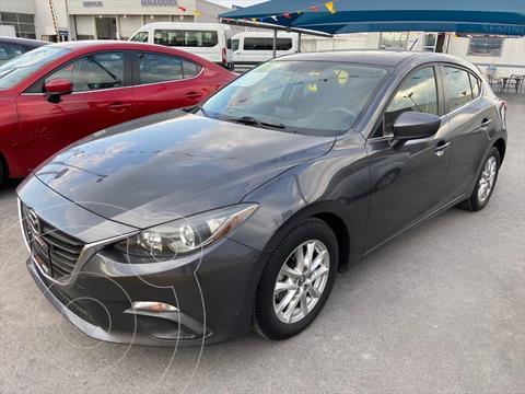 Mazda 3 Hatchback i Touring usado (2016) color Gris Oscuro precio $215,000