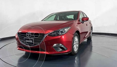 Mazda 3 Hatchback s  usado (2015) color Rojo precio $224,999