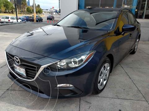 Mazda 3 Hatchback i Sport usado (2016) color Azul precio $187,000