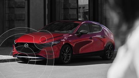Mazda 3 Hatchback i Sport nuevo color Rojo financiado en mensualidades(enganche $41,290 mensualidades desde $7,676)