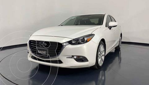 Mazda 3 Hatchback s Aut usado (2017) color Blanco precio $259,999