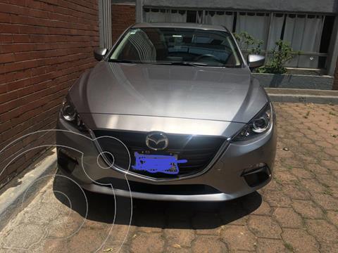 Mazda 3 Hatchback i Touring usado (2016) color Gris Meteoro precio $210,000