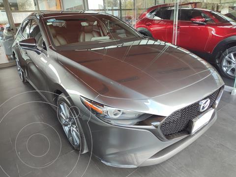 Mazda 3 Hatchback i Grand Touring Aut usado (2020) color Gris Titanio precio $420,000