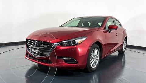 Mazda 3 Hatchback i Touring Aut usado (2017) color Rojo precio $262,999