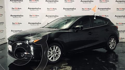 Mazda 3 Hatchback i Touring Aut usado (2017) color Negro financiado en mensualidades(enganche $51,000 mensualidades desde $5,887)