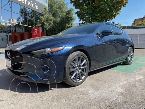 Mazda 3 Hatchback i Grand Touring Aut usado (2020) color Azul precio $395,000