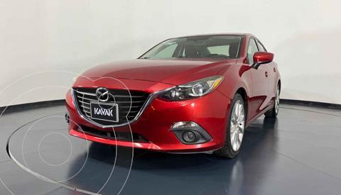 Mazda 3 Hatchback s  usado (2015) color Rojo precio $222,999